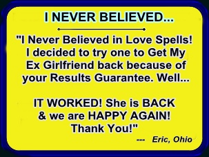 Real Love Spells Reviews