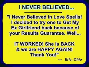 Real Love Spells Reviews Magic